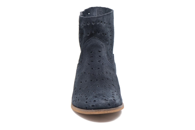Stiefeletten & Boots Tommy Hilfiger Genny 12B blau schuhe getragen