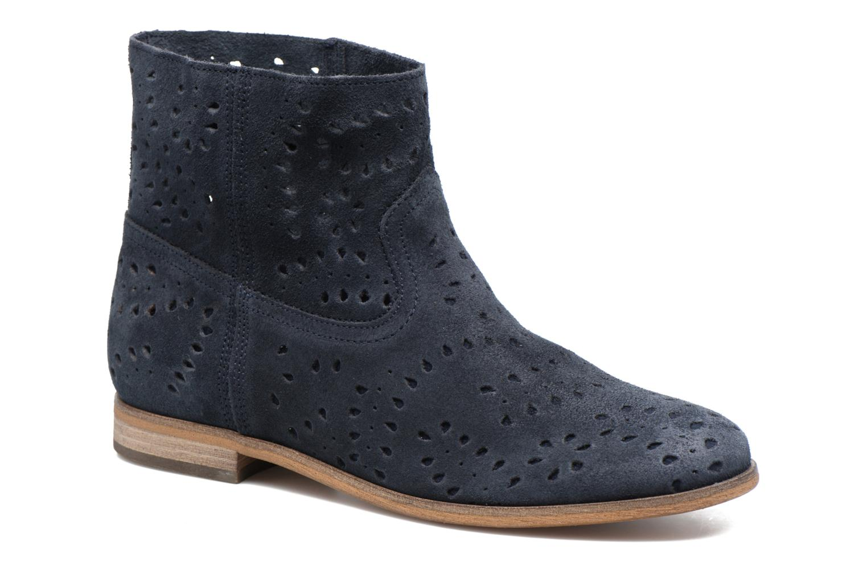 Stiefeletten & Boots Tommy Hilfiger Genny 12B blau detaillierte ansicht/modell