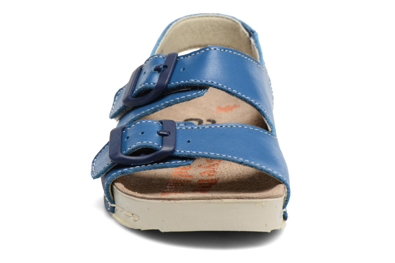Sandales et nu-pieds Art A436 I Play Bleu vue portées chaussures