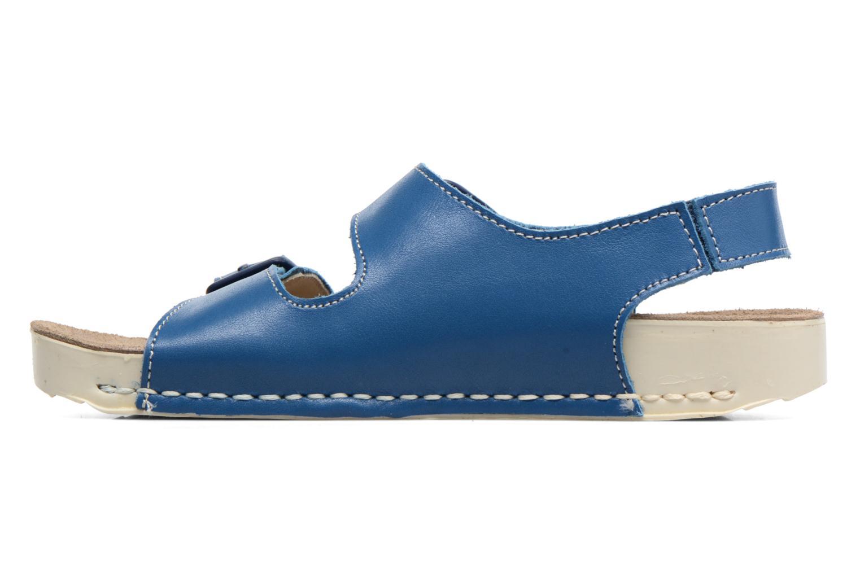 Sandales et nu-pieds Art A436 I Play Bleu vue face