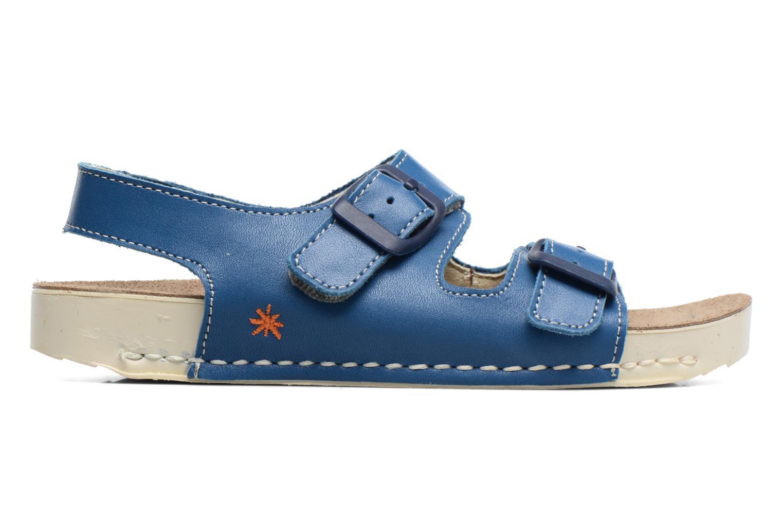 Sandales et nu-pieds Art A436 I Play Bleu vue derrière