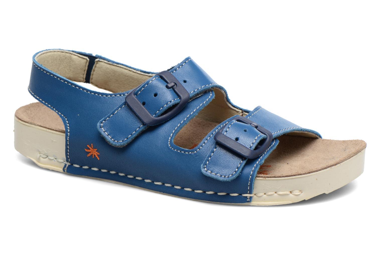 Sandales et nu-pieds Art A436 I Play Bleu vue détail/paire