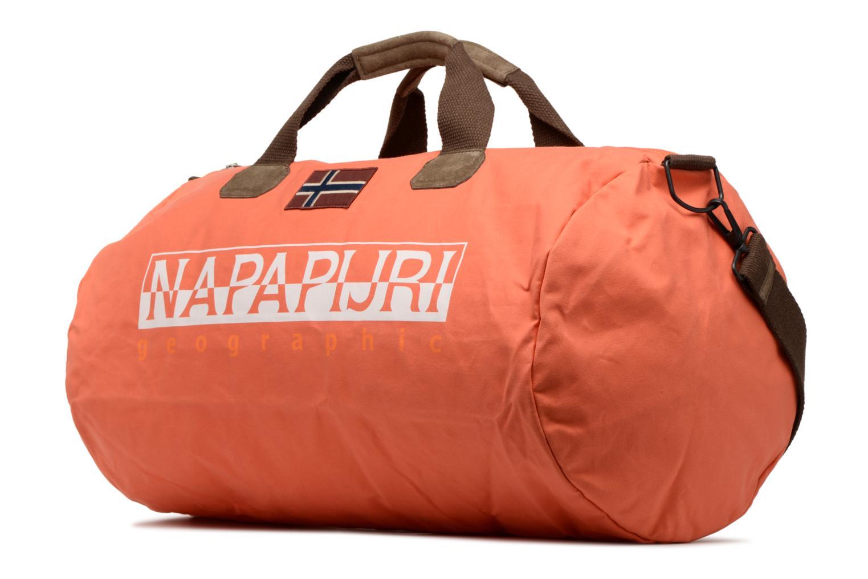Sporttaschen Napapijri Bering A orange schuhe getragen