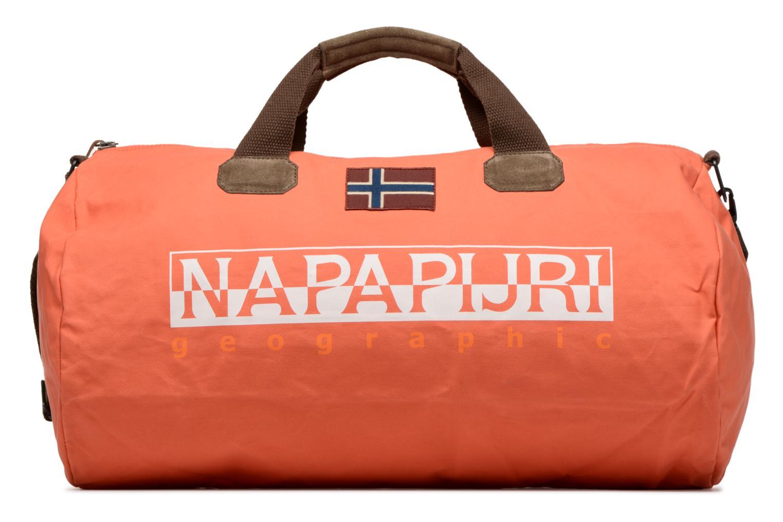 Sporttaschen Napapijri Bering A orange detaillierte ansicht/modell