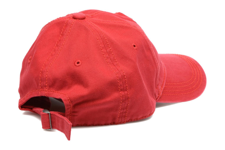 Diversos Napapijri Fiarra Rojo vista del modelo
