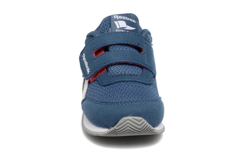 Baskets Reebok Reebok Royal Cljog 2Rs Kc Bleu vue portées chaussures