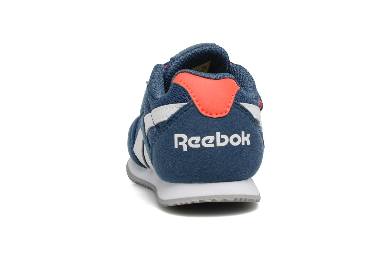 Baskets Reebok Reebok Royal Cljog 2Rs Kc Bleu vue droite