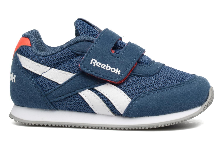 Baskets Reebok Reebok Royal Cljog 2Rs Kc Bleu vue derrière