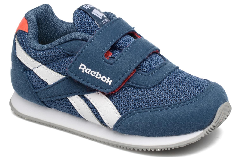 Baskets Reebok Reebok Royal Cljog 2Rs Kc Bleu vue détail/paire