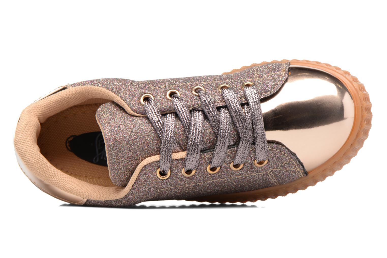 Sneakers I Love Shoes KISKLONG Bronze och Guld bild från vänster sidan