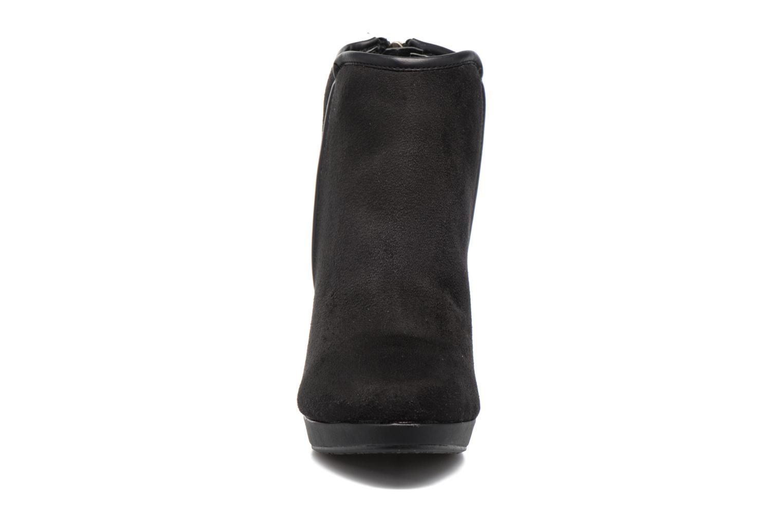 Boots en enkellaarsjes Refresh Elina-61124 Zwart model