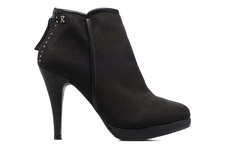 Boots en enkellaarsjes Refresh Elina-61124 Zwart achterkant
