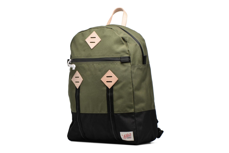 Sporttassen Levi's Colorblock Backpack Groen model