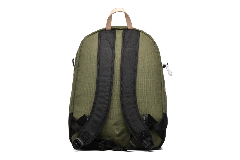 Sporttassen Levi's Colorblock Backpack Groen voorkant