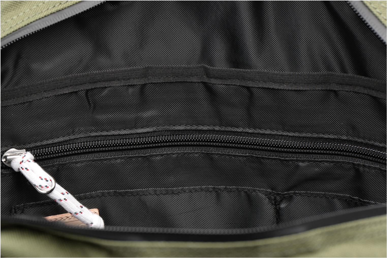 Sporttassen Levi's Colorblock Backpack Groen achterkant