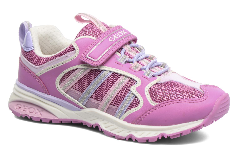 Sneakers Geox J Bernie G. J7211A Rosa vedi dettaglio/paio