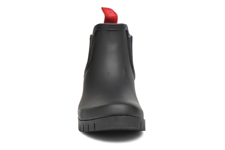 Boots en enkellaarsjes Colors of California Edla Zwart model