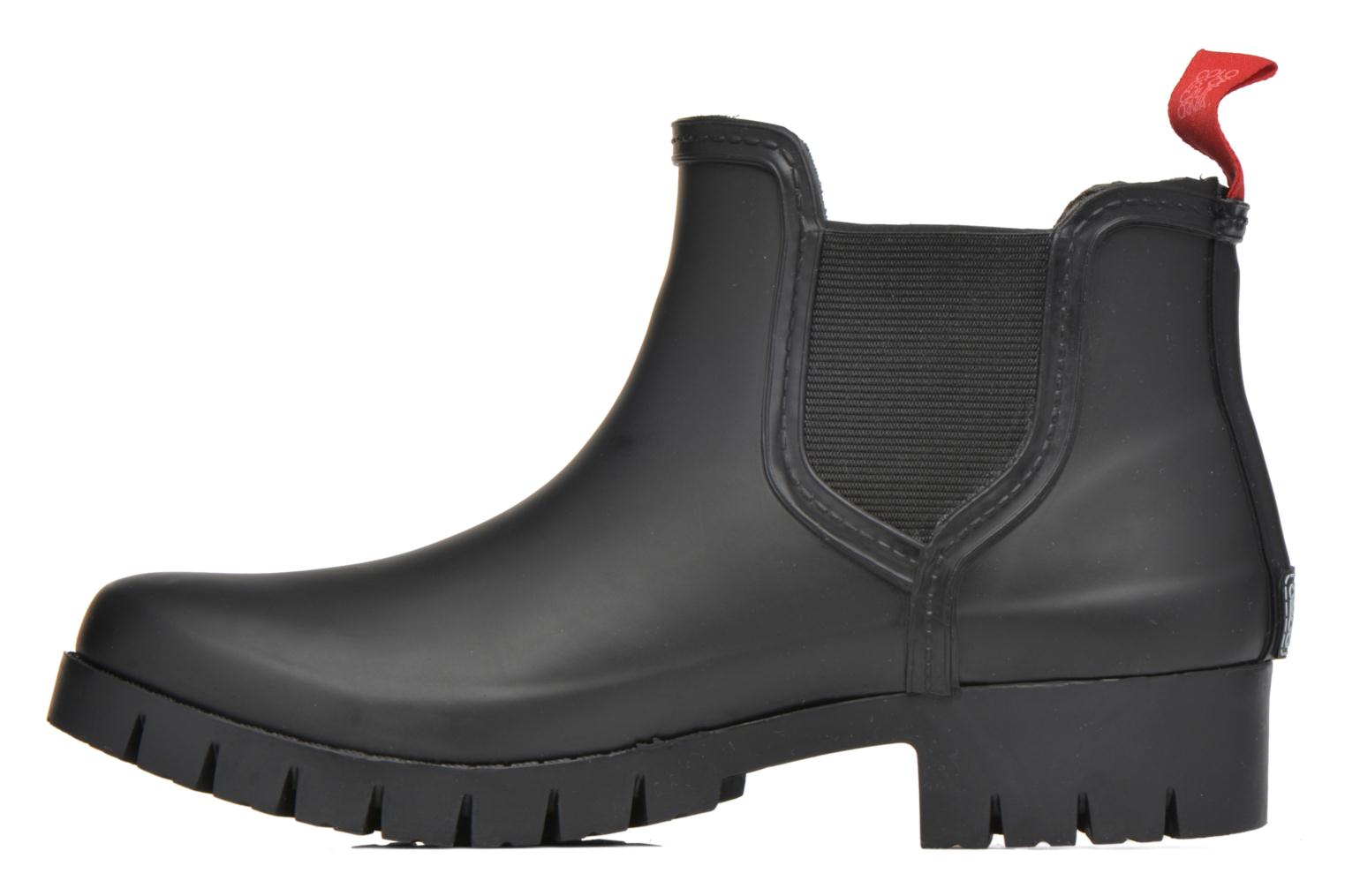 Ankle boots Colors of California Edla Black front view