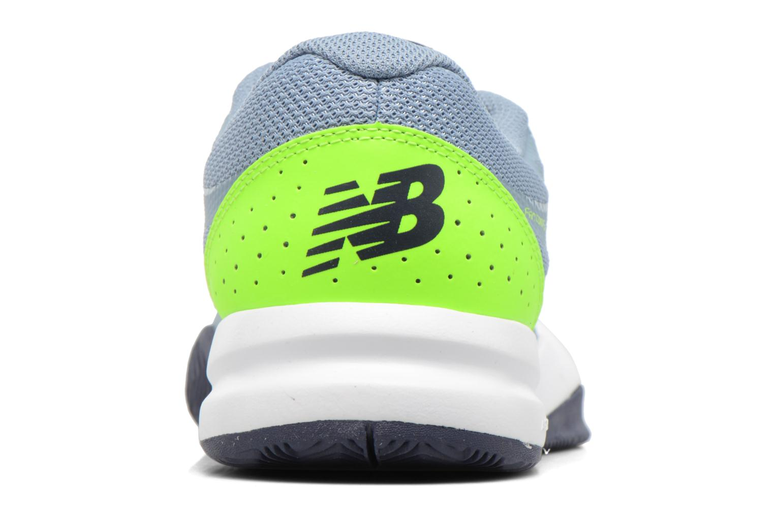 Sport shoes New Balance MC786 Grey view from the right