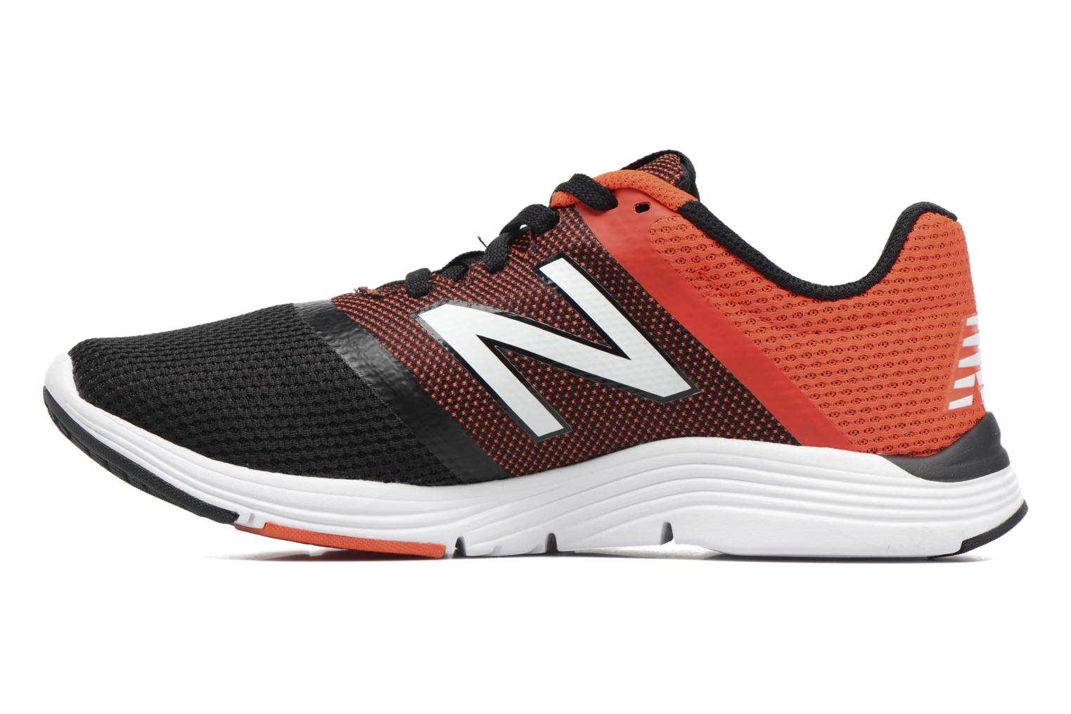 Chaussures de sport New Balance MX818 Orange vue face