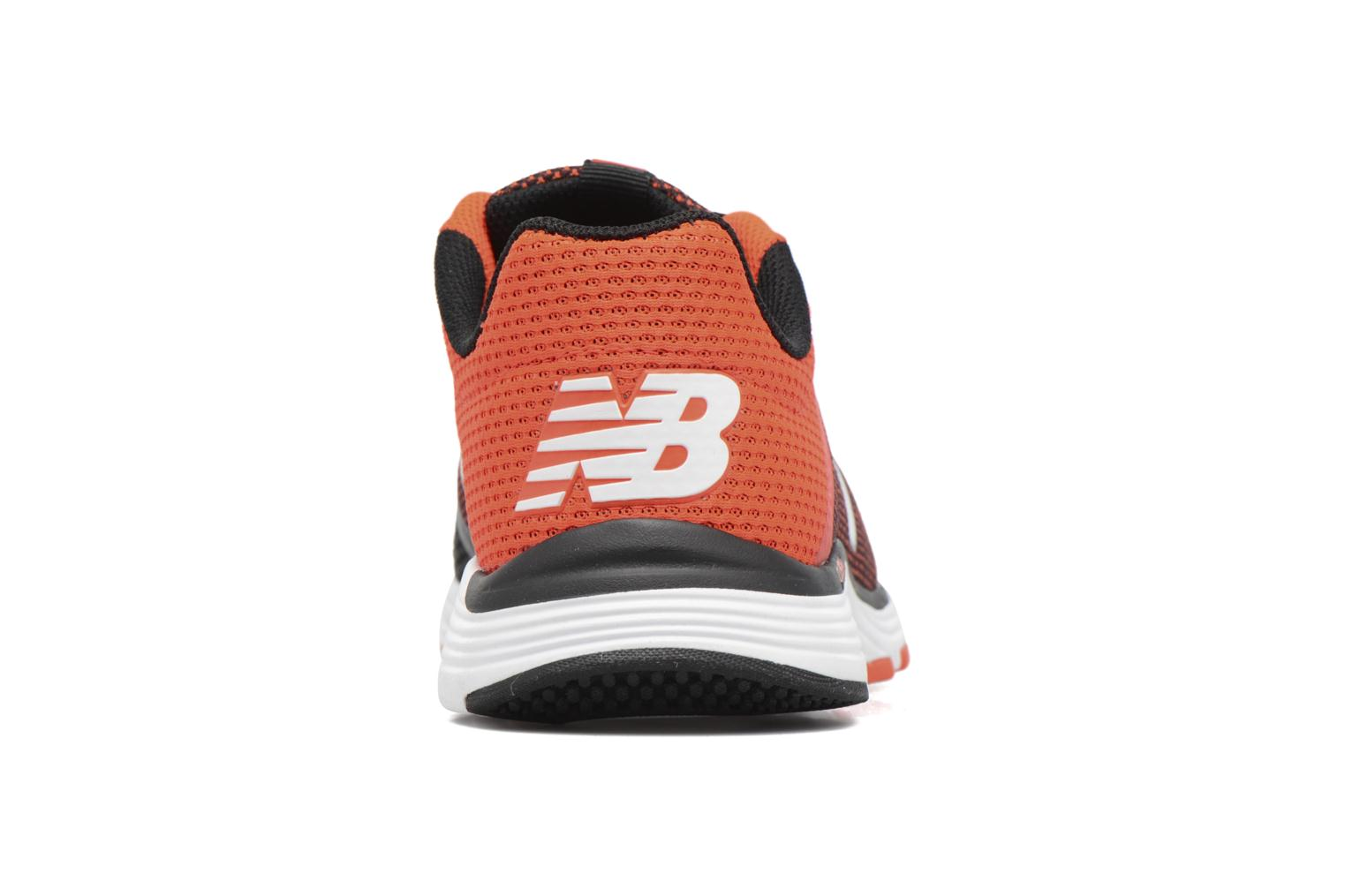 Sport shoes New Balance MX818 Orange view from the right