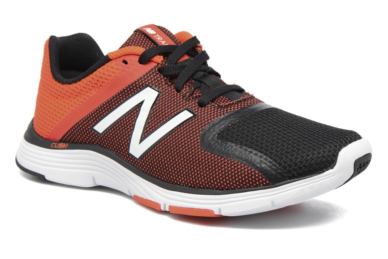 Sport shoes New Balance MX818 Orange detailed view/ Pair view