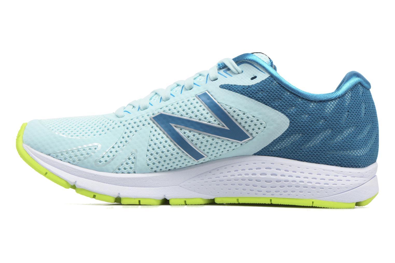 Chaussures de sport New Balance WURGE Bleu vue face