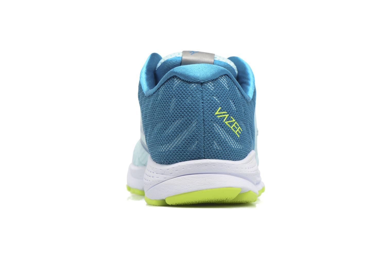 Chaussures de sport New Balance WURGE Bleu vue droite