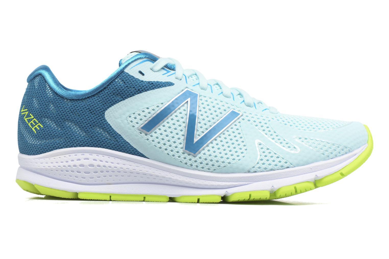 Chaussures de sport New Balance WURGE Bleu vue derrière