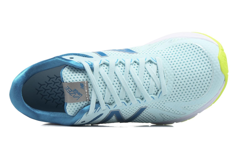 Chaussures de sport New Balance WURGE Bleu vue gauche