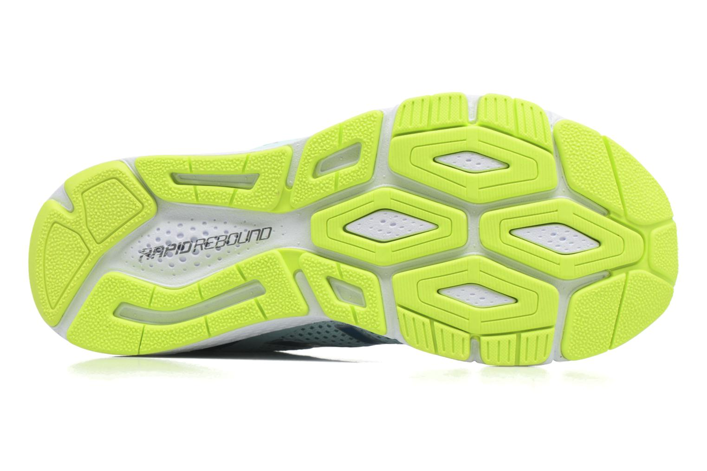 Chaussures de sport New Balance WURGE Bleu vue haut
