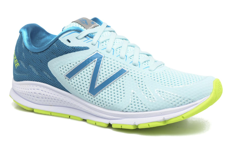 Chaussures de sport New Balance WURGE Bleu vue détail/paire