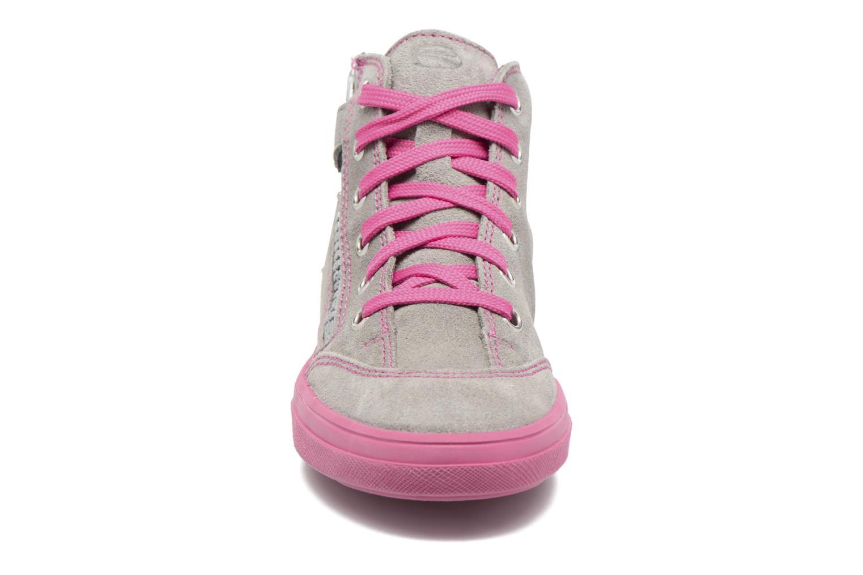 Baskets Richter Anja Gris vue portées chaussures