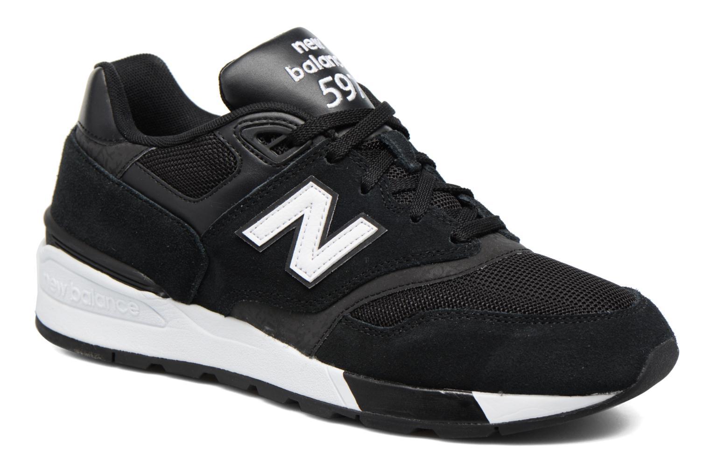 New Balance 597 negro