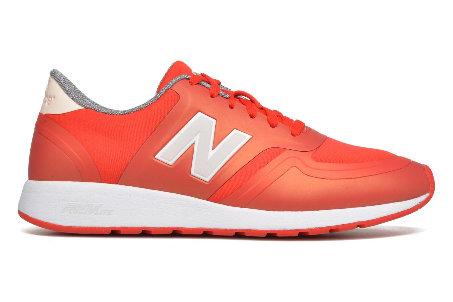 Trainers New Balance WRL420 Red back view