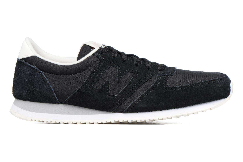 Sneaker New Balance WRL420 schwarz ansicht von hinten