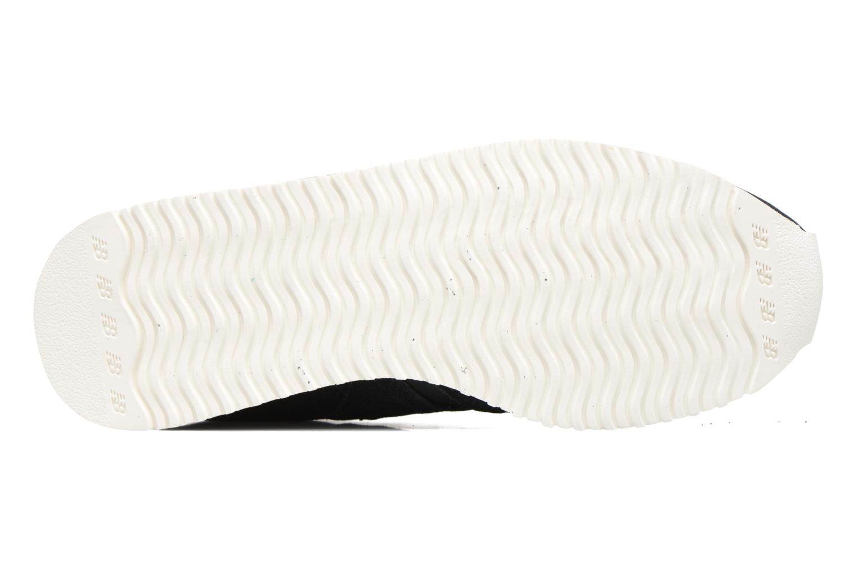 Sneaker New Balance WRL420 schwarz ansicht von oben