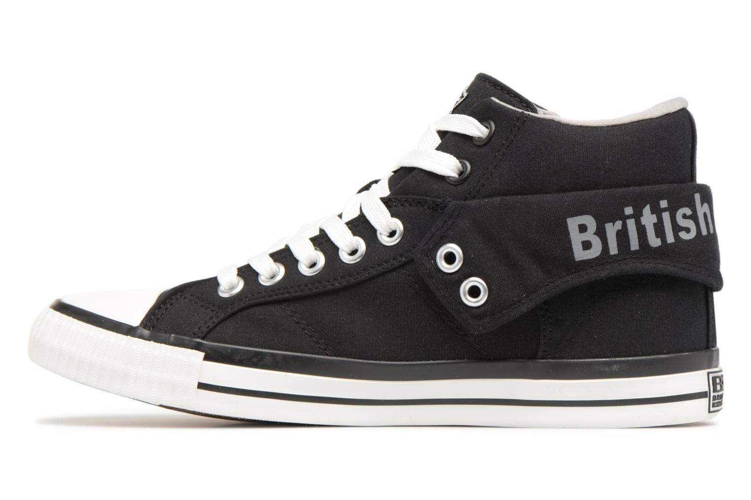 Trainers British Knights Roco Black front view