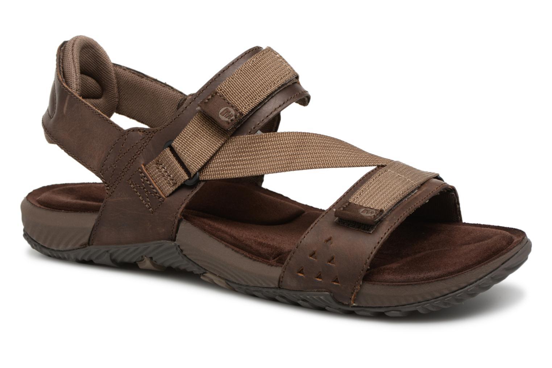 Merrell Terrant Strap (Marron) - Chaussures de sport chez Sarenza (318963)