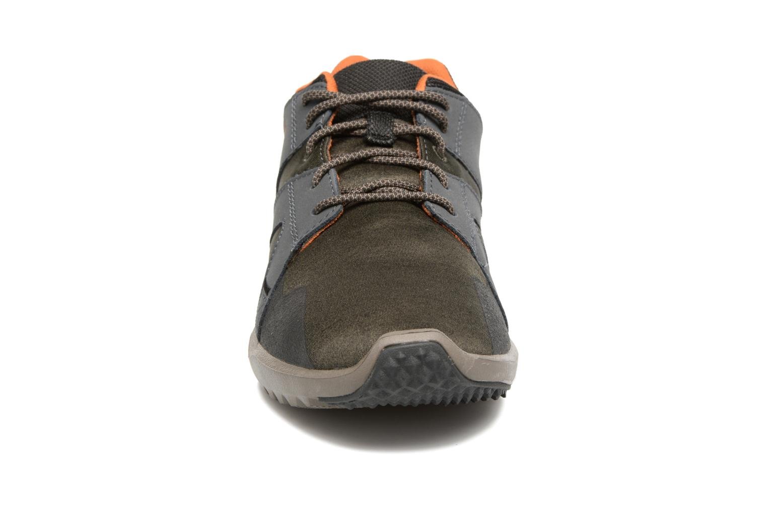Sport shoes Merrell 1Six8 Lace Green model view