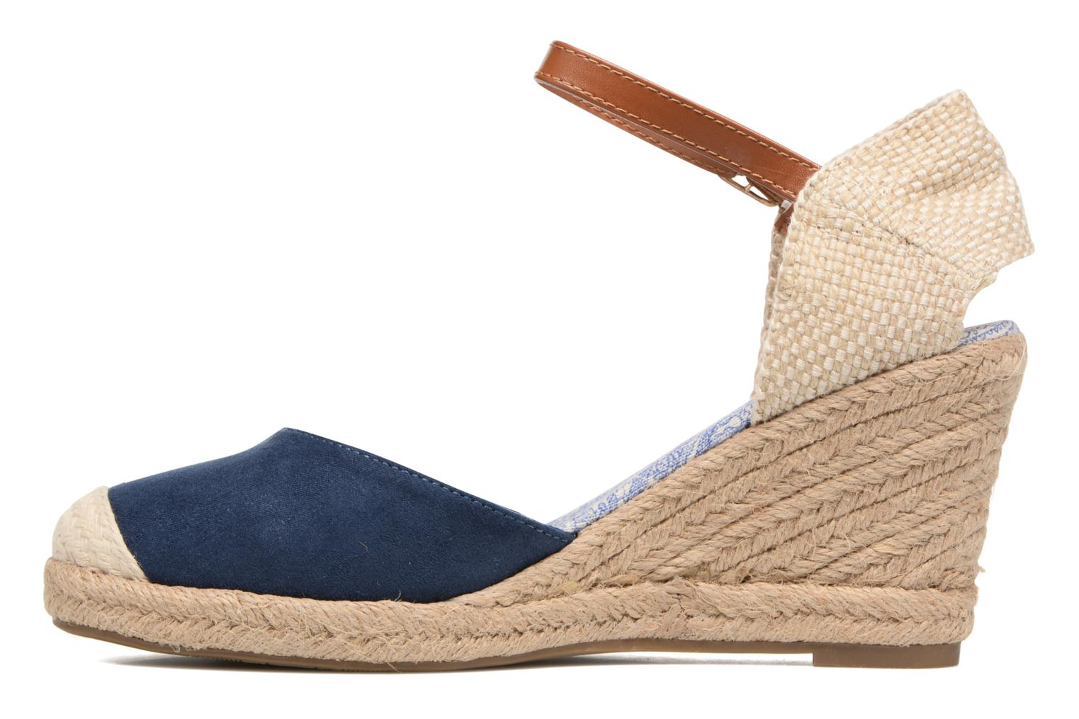 Espadrilles Refresh Malo Blue front view