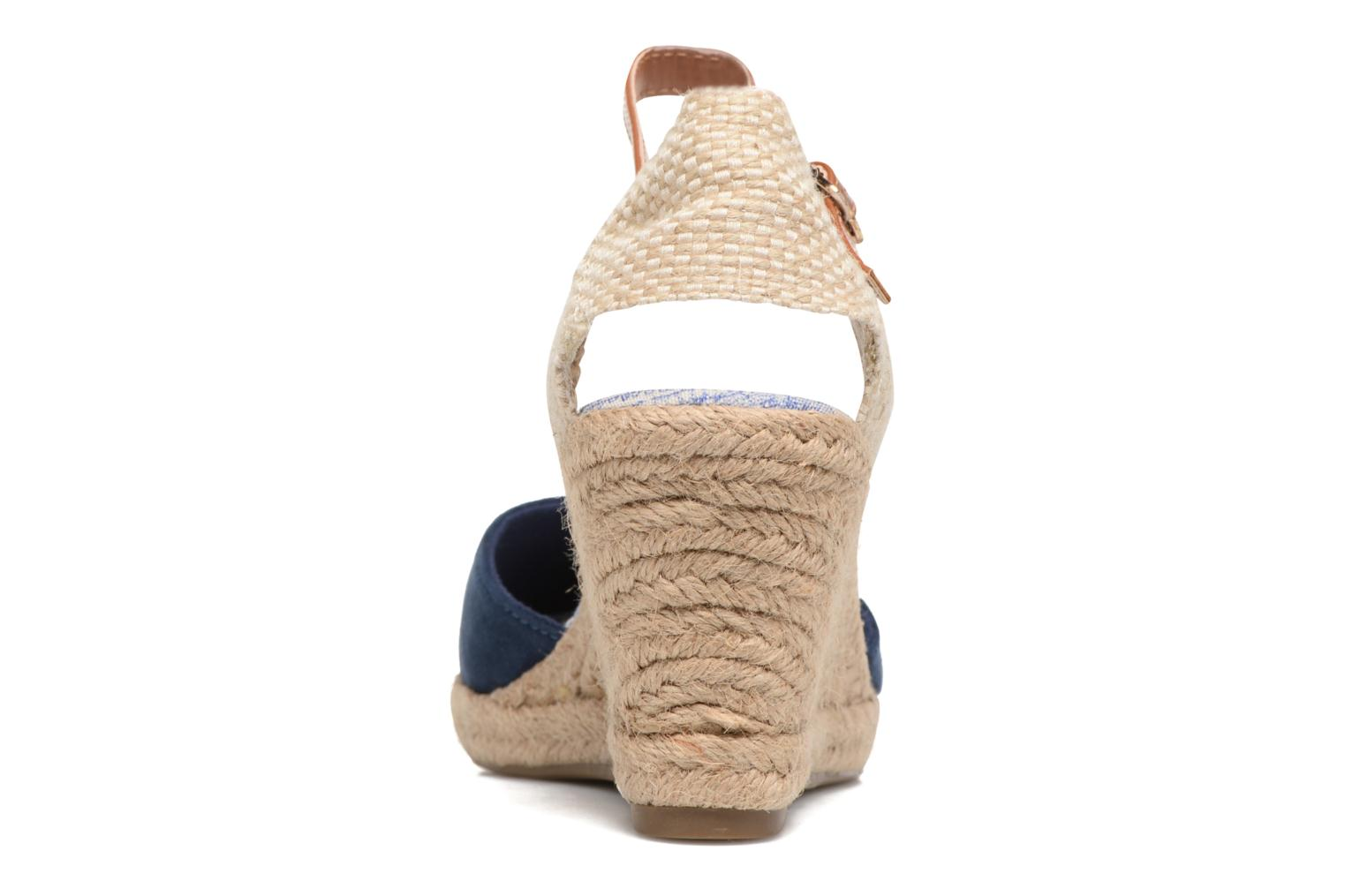 Espadrilles Refresh Malo Blue view from the right