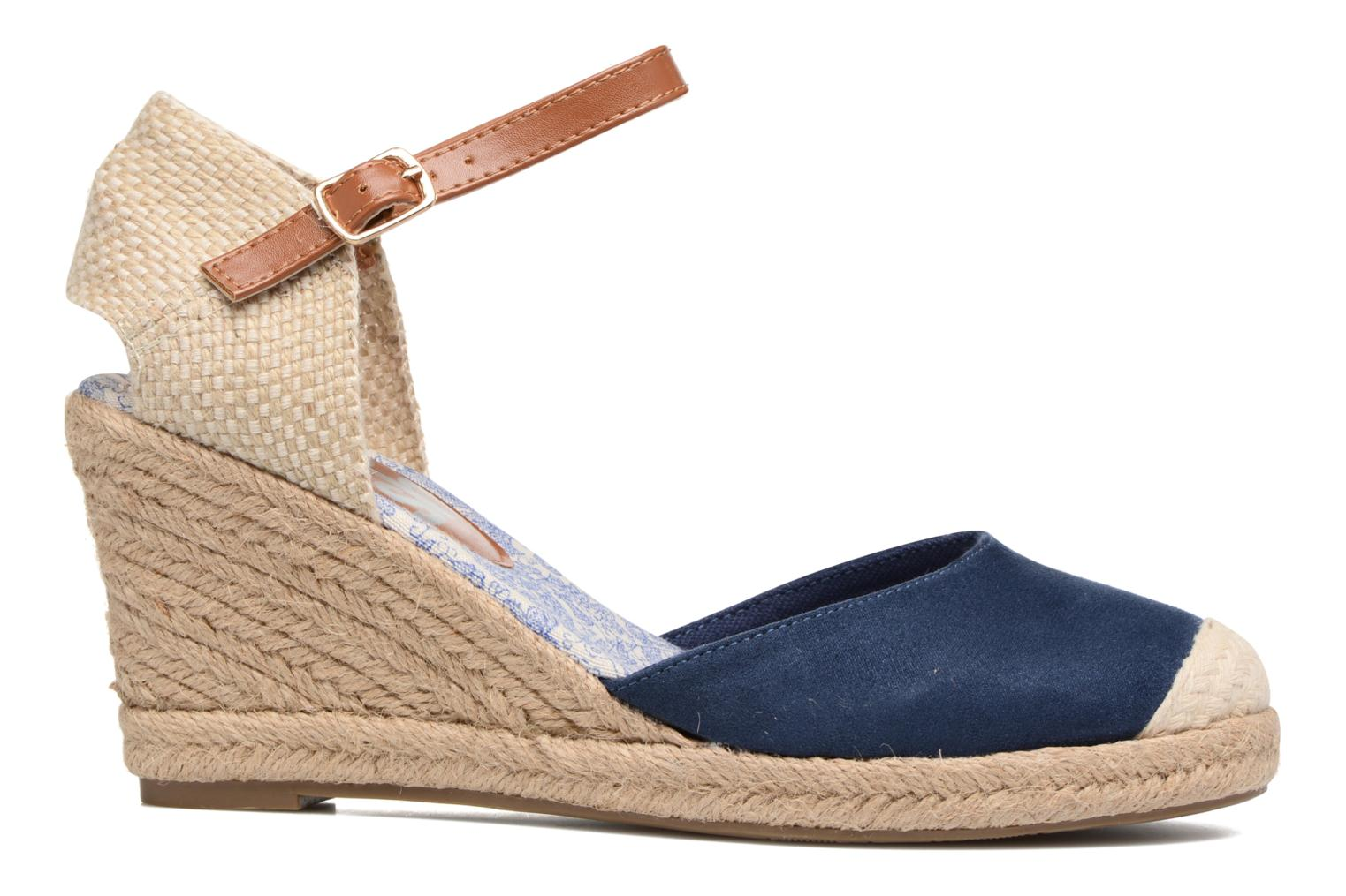 Espadrilles Refresh Malo Blue back view