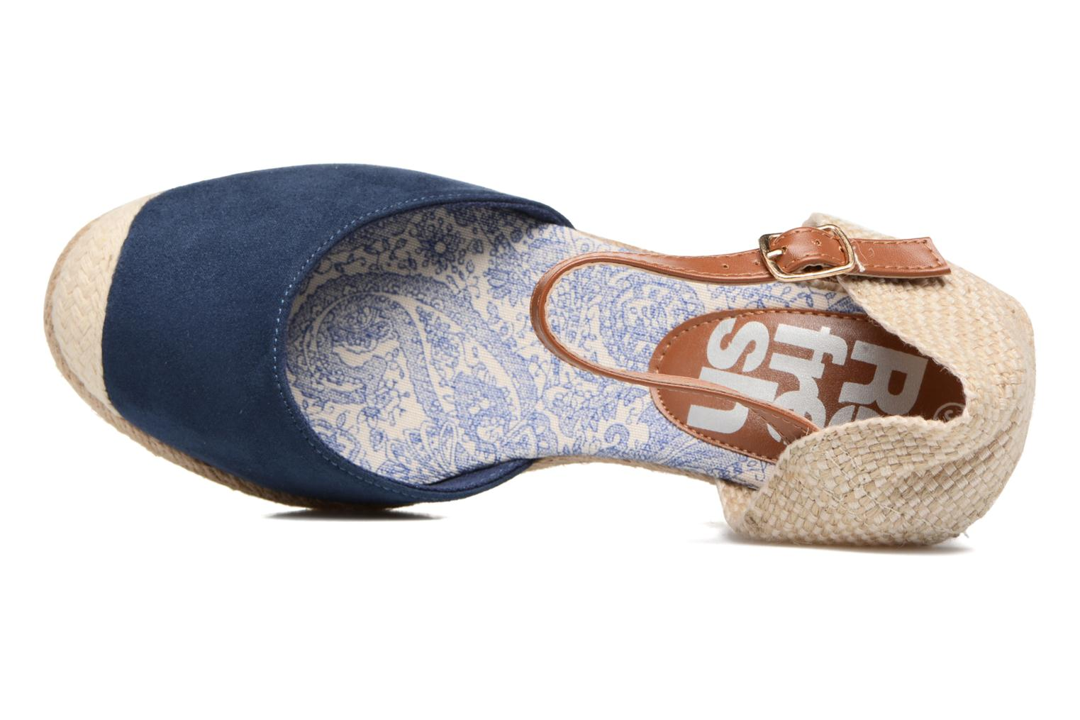 Espadrilles Refresh Malo Blue view from the left