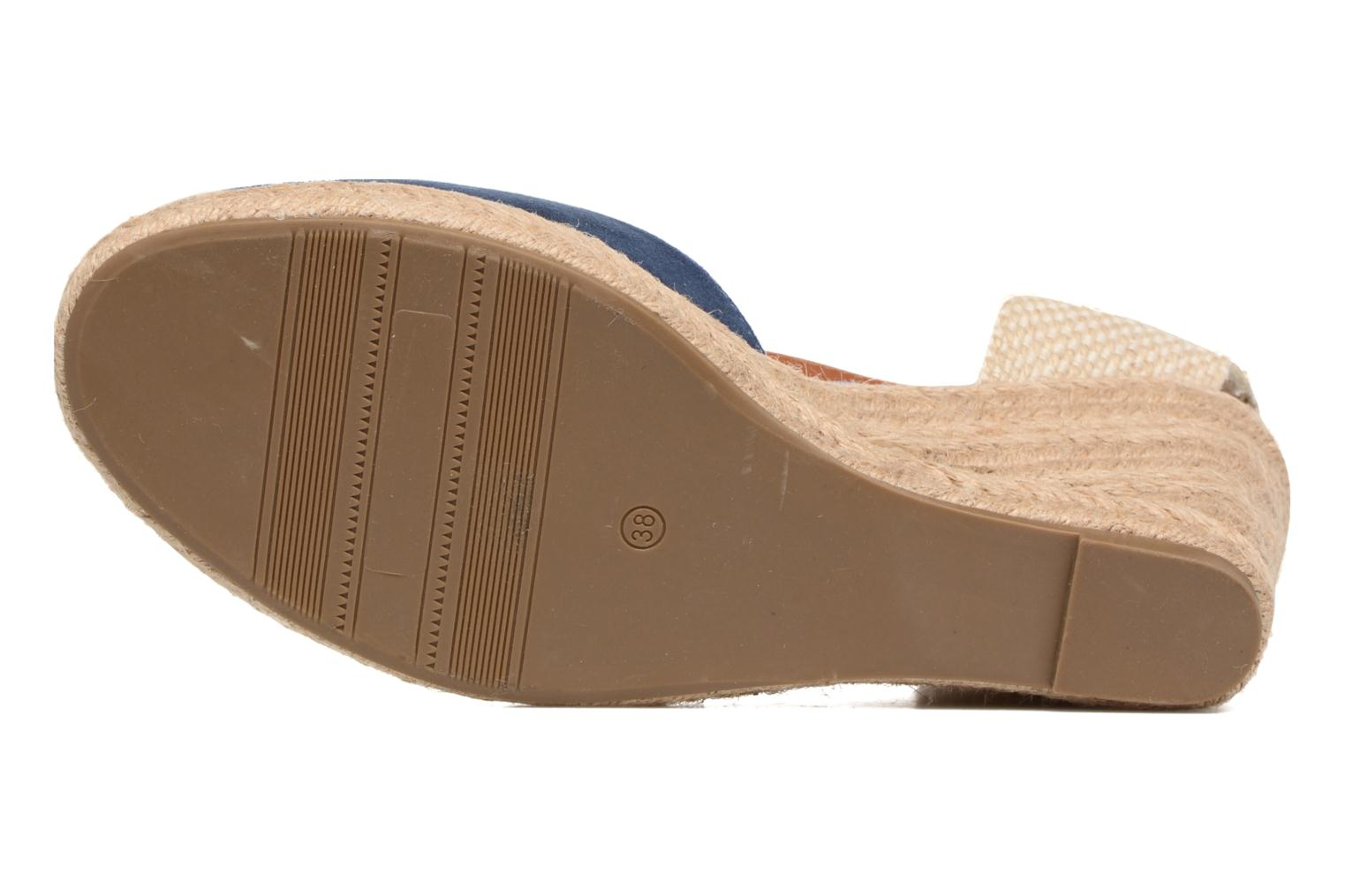 Espadrilles Refresh Malo Blue view from above