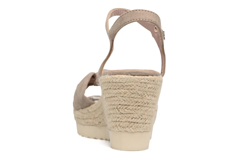 Sandales et nu-pieds Refresh Wizin Marron vue droite