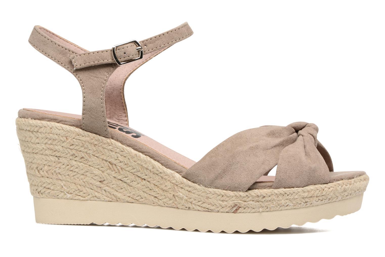 Sandales et nu-pieds Refresh Wizin Marron vue derrière