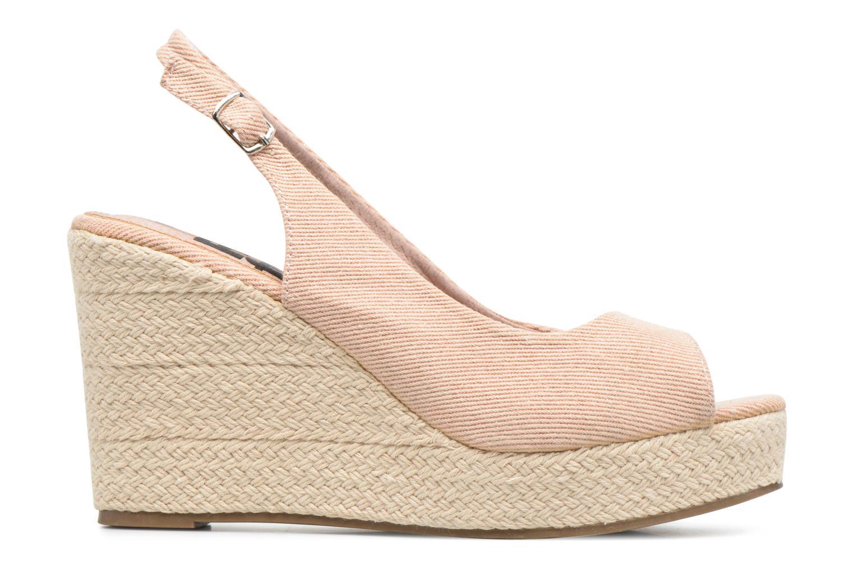 Sandales et nu-pieds Refresh Acma Beige vue derrière