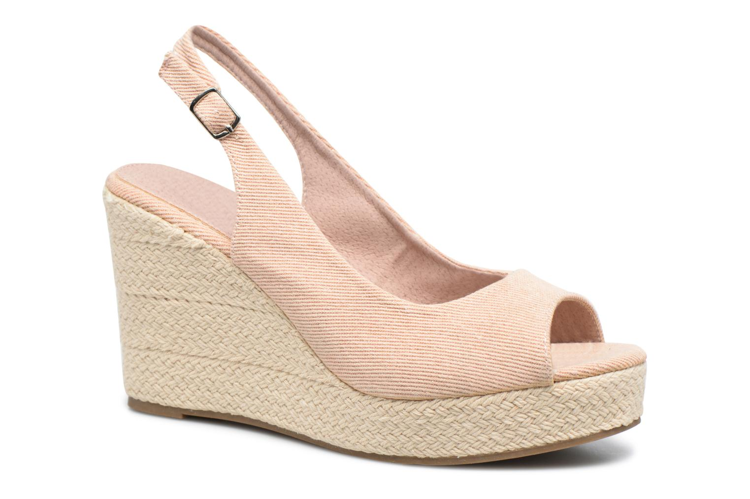 Sandals Refresh Acma Beige detailed view/ Pair view