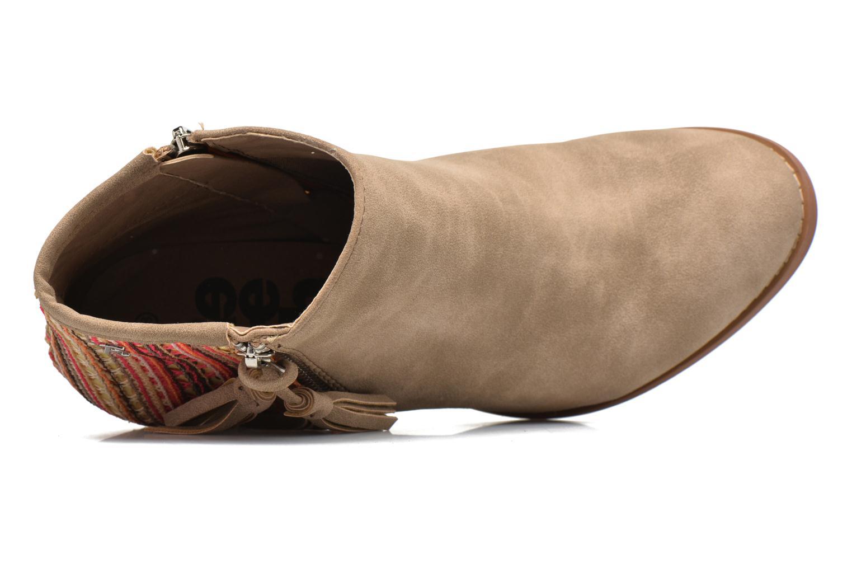 Bottines et boots Refresh Sirdy Marron vue gauche